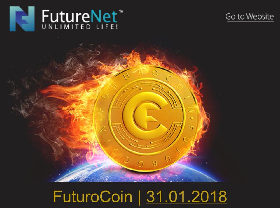 FUTUROCOIN IS READY FOR THE WORLD