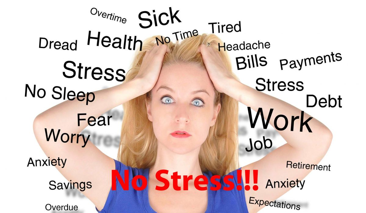 WHY YOU HAVEN'T OVERCOME STRESS YET