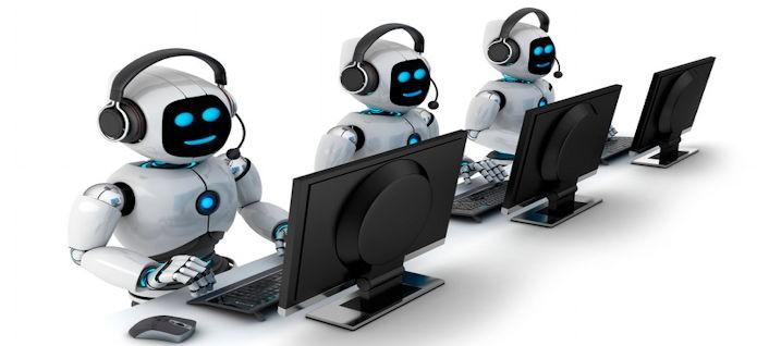FIVE TRENDS IN ROBOTISATION