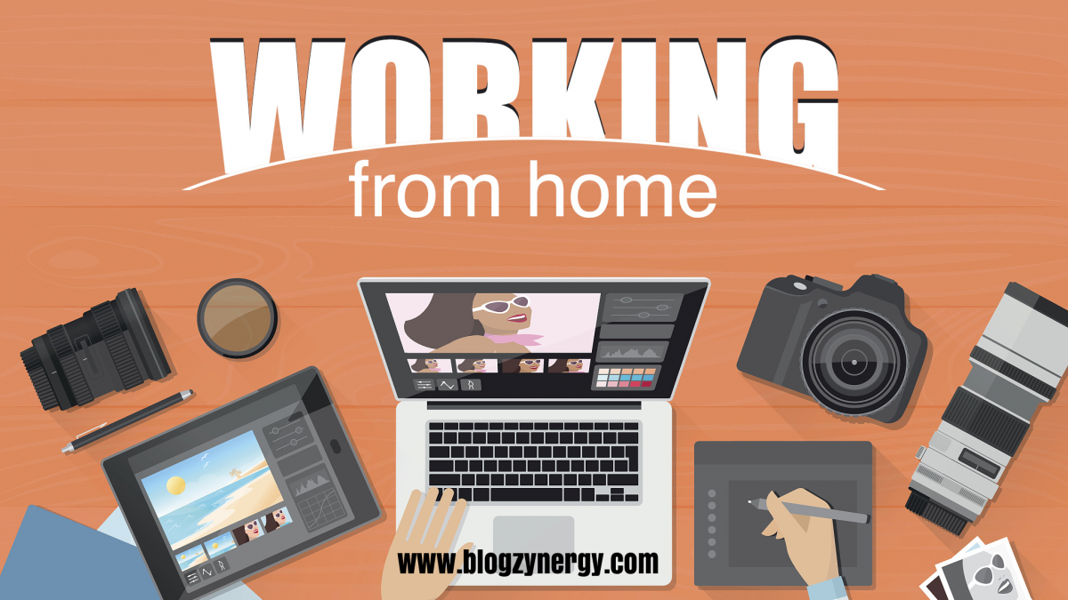 Habits highly productive people use to work from home.