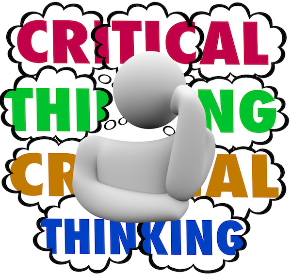 CRITICAL THINKING FOR YOU