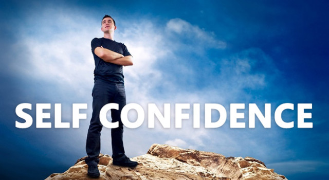 7 TIPS FOR MORE SELF-CONFIDENCE
