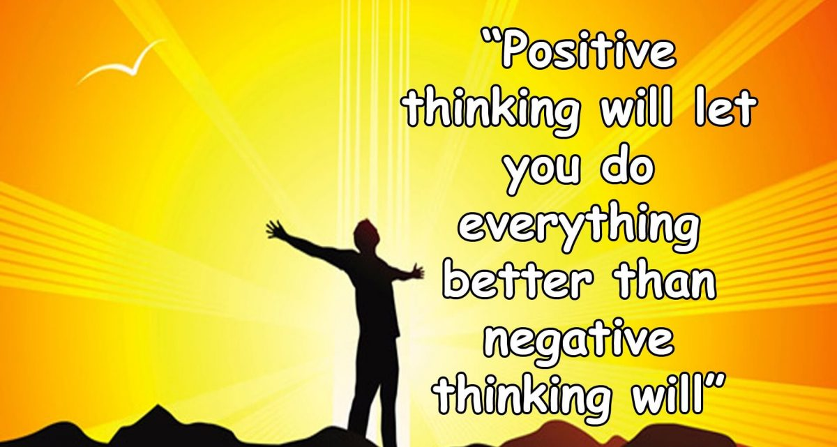 5 Tricks To Become A Positive Thinker In No Time At All