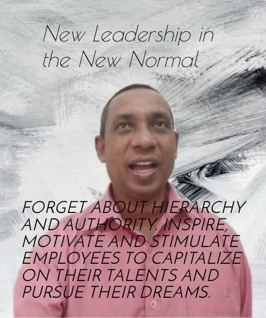 New Leadership in the New Normal
