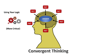 Divergent and Convergent Thinking | Dr. Lou's Blog