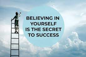 Believing in yourself is the secret to success - SIAL